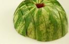 Voici comment servir une pastèque de manière originale et rapide