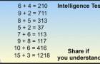 Votre intelligence est au-dessus de la moyenne ? Nous vous mettons au défi de résoudre ce test en 1 minute