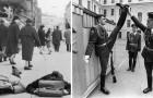 32 seltene Schnappschüsse, die in wichtigen historischen Momenten aufgenommen wurden