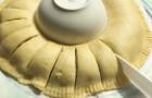 O truque para transformar uma normal torta rústica em uma delícia para os olhos