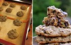 Provate questi originali biscotti che si preparano in 15 minuti sporcando una sola ciotola