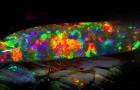 La pierre la plus précieuse est aussi la plus extravagante: laissez-vous transporter par ses couleurs psychédéliques