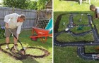 Commencez à creuser dans le jardin : voici quelques idées que les enfants vont adorer