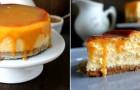 Vi piace la cheesecake? Questa versione al caramello farà impazzire la vostra famiglia