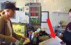 Een klant komt een doos met 'oude' cupcakes terugbrengen... als ze de doos opent, kan ze haar ogen niet geloven!