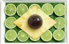 Bandiere fatte con il cibo: un progetto fotografico sorprendente e... gustoso