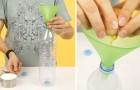 Lees hier hoe pannenkoeken en crêpes te maken door simpelweg een plastic fles te gebruiken.