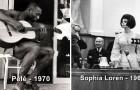 Foto rarissime di celebrità e personaggi storici come non li avete mai visti