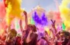 Festival of colours 2013