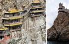 Folies de l'Antiquité : certains des lieux les plus fous où l'homme a réussi à construire