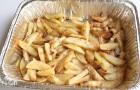 Overheerlijke aardappelen uit de oven... met deze truc hoef je geen olie te gebruiken!