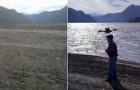 In Patagonien ist ein gigantischer See innerhalb von wenigen Stunden verschwunden und hat Experten sprachlos zurück gelassen
