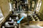 Il installe des statues dans une église abandonnée du 14e siècle: l'effet est effrayant, mais FASCINANT