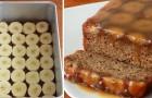 Cake met banaan en karamel: als je deze tips opvolgt, is het resultaat gebak zoals van de banketbakker!
