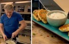 Uno chef stellato ci mostra come creare qualcosa di squisito con il mais in scatola