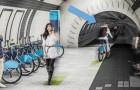 Piste ciclabili nei tunnel della metro: ecco l'idea che può cambiare la vita di migliaia di londinesi