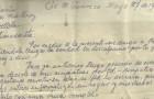 Un ragazzo pubblica una lettera di suo nonno del 1952: il contenuto vi regalerà un sorriso