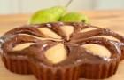 5 minuti e 5 ingredienti per preparare questa delizia di pere e cioccolato: da provare!