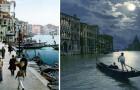 Colorano alcune foto di Venezia degli inizi del 900: ecco la città in tutta la sua magia