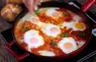 Shaskshuka, il delizioso piatto mediorientale che vi farà leccare le dita, letteralmente!