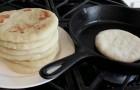 Pain pita fait maison: voici la recette du pain libanais en toute simplicité!