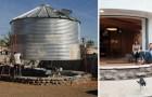 Un couple achète un vieux silo et arrive à le transformer en une maison magnifique