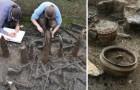 In Engeland Is Er Een Nederzetting Uit De Bronstijd Ontdekt Die