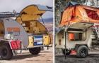 Voyage sur la route: voici 5 géniales mini-caravanes pour les vrais aventuriers