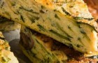 Frittata di zucchine SENZA UOVA: vi sembra impossibile? Provatela!