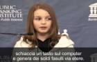Bambina di 12 anni svela la truffa del sistema bancario