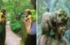 In Australia esiste un santuario pieno di meravigliose sculture: scoprite chi le ha create e perché