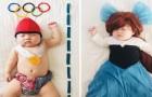 Voici ce que fait cette maman à chaque fois que sa fille dort: ses photos sont extras