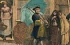 Fu il primo ad usare un ombrello per le strade di Londra nel 1750: ecco cosa gli accadde
