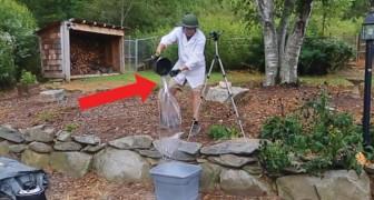 Kokande vatten på flytande kväve: en farlig men imponerande reaktion!