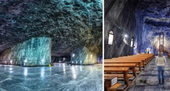 Godetevi l'incantevole spedizione in una delle miniere di sale più grandi d'Europa