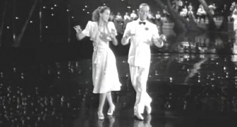 Two dancing legends in a stellar performance!