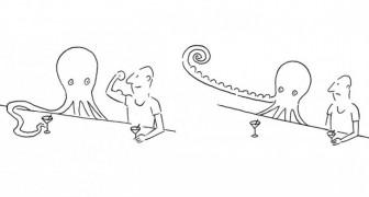 Rien n'est comme il paraît:  les dessins de cet artiste vous donneront le sourire!