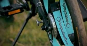 Loopwheels, la bicicletta del futuro
