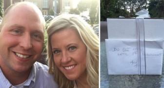 Een Echtpaar Pakt Na 9 Jaar Het Huwelijkscadeau Uit Van Een Oude Tante... Wat Erin Zit Werkt Verhelderend!
