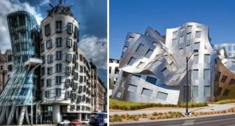 19 bâtiments incroyables qui ne suivent pas les lois de la physique... Mais celles de la fantaisie!