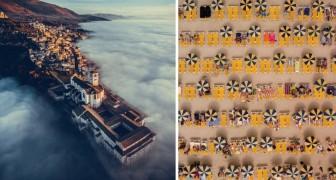 La fotografia secondo i droni: spettacolari immagini che qualche anno fa potevamo solo immaginare