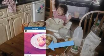 Realtà VS apparenza: ecco cosa si cela DAVVERO dietro le foto di cibo di Instagram