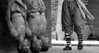 Bekijk Deze Foto's Om Te Zien Hoe Shaolin-monniken Trainen Volgens Duizend Jaar Oude Traditie