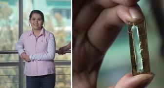Eine wiederaufladbare Batterie, die 400 Jahre hält: Diese Studentin hat sie ZUFÄLLIG erfunden