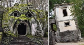 Il parco dei mostri di Bomarzo: tutto quello che devi sapere prima di visitarlo