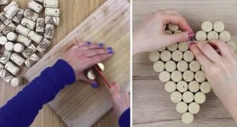 3 oggetti ingegnosi che puoi creare con i tappi di sughero