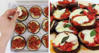 Vontade de pizza? Tente esta versão com berinjelas: nutriente e deliciosa!