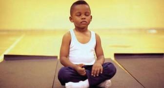 In plaats van straf krijgen ze meditatie: wat er allemaal veranderde