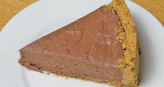 Torta alla Nutella SENZA COTTURA: ecco il dolce a cui è impossibile dire di no!
