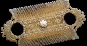 Ecco alcuni tra i pettini più raffinati dell'antichità... con uno scopo tutt'altro che elegante!